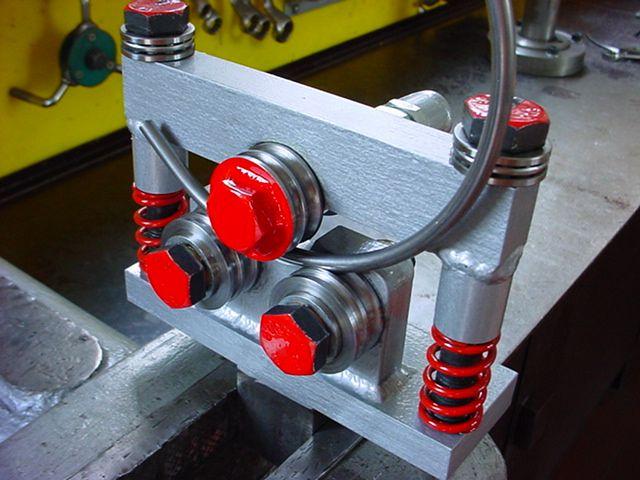 Bender Roller Tools Ring Rollers